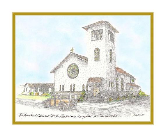 Church of the Redeemer, Longport, 1955
