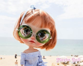 Sunglasses for Neo Blythe-Sweet Candy Love Series