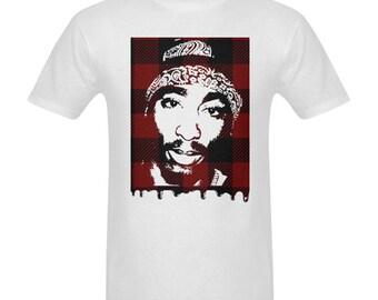 LumberDrip tee x Tupac Shakur