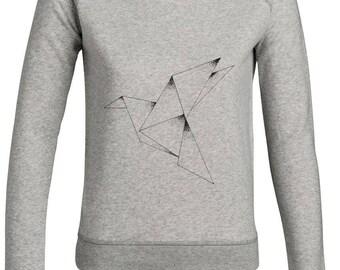 Origami Sweatshirt