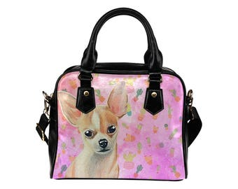 Chihuahua dog Classic Custom bag