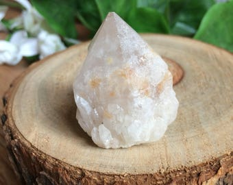 Cathedral / Candle / Celestial Quartz Point