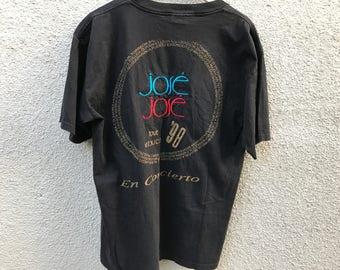 Jose Jose 1998 Concert T-shirt