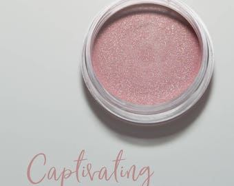 Organic Mineral Eye Shadow in Captivating