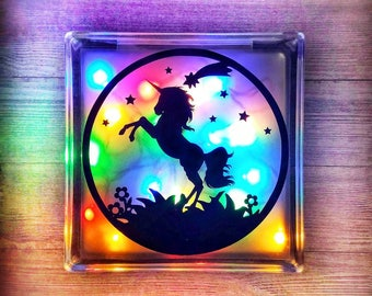 Unicorn Decor, Unicorn Gift, Unicorn Home Decor, Girls Unicorn Decor, Rainbow Unicorn, Girls Unicorn, Girls Unicorn Gifts, Unicorn Rainbow