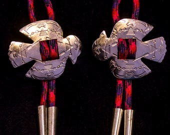 Bird Concho Earrings