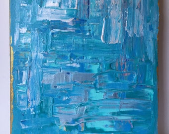 Textured Abstract Paintings - 2 colors Available