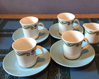 J & G Meakin Coffee / Espresso mugs