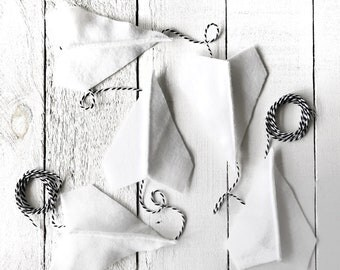 White Felt Paper Airplane Garland | Airplane Party Decor | Black and white | Garland for Boys | Boy Room Decor | Boy Nursery Decor