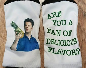Are You A Fan of Delicious Flavor Psych Short Socks