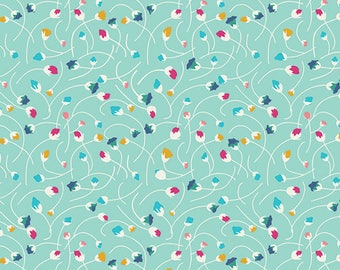 Naivety Abloom - Abloom Fusion Collection by AGF Studio from Art Gallery Fabrics - Floral Fabrics - AbloomFusionFabric - Art Gallery Fabrics
