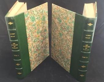 Laurent Grillet, Les Ancetres du Violon et du Violoncelle; Volumes 1 & 2 1901