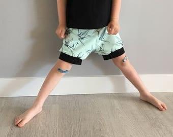 Paper Crane Shorts