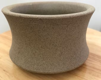 Clay pot succulent planter