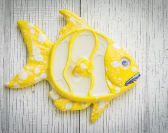 Something Fishy Fence/Garden Art