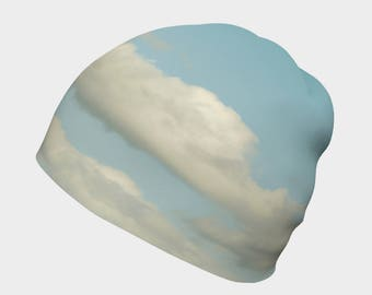 Back to School Beanie - Head in the Clouds