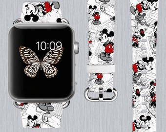 Apple watch band Genuine leather Apple Watch band 38mm Apple Watch band 42mm Iwatch band Leather Apple watch band 88