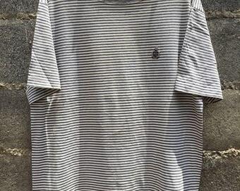 Vintage Bugle Boy Company Stripe t-Shirt