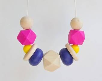 Silicone Nursing Necklace | Breastfeeding Necklace | Teething Necklace | Silicone Necklace | Chewelry | Teething Jewelry | Chewable Jewelry