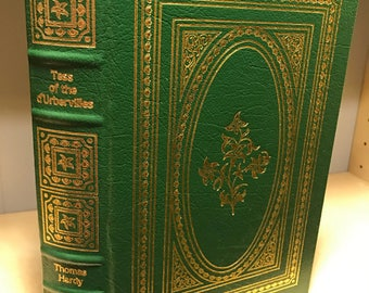 Easton Press Tess of the D'Urbervilles - Thomas Hardy 100 Greatest