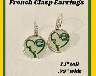 Green Bay Packers Earrings