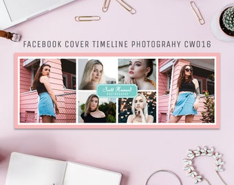Facebook Timeline Cover Template Photography CW016