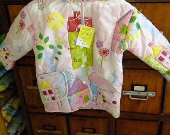 On sale - Quilted - Jacket size 3 years