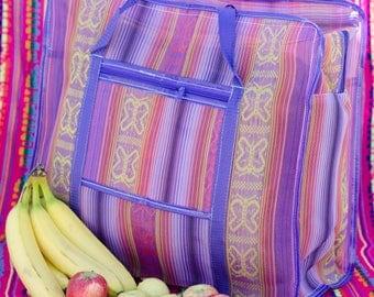 Luggage Market Bags, Bolsas de Mandado, Multiuse bags, Bolsas de Mandado, Recyclable bags, Beach bags
