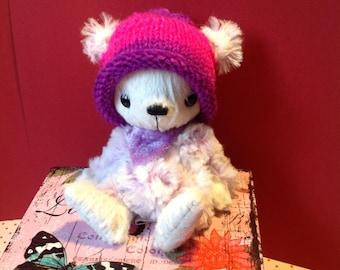 """Artist Teddybären """"Lola"""" sells"""