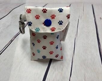 On-The-Go Doggy poop bag holder