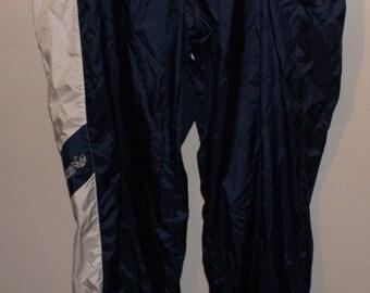 Vintage VTG Adidas Navy Trackpants