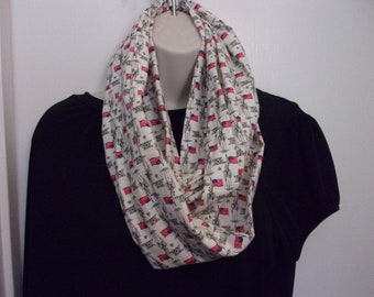 American Soldier Infinity Scarf