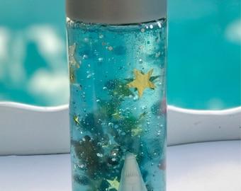 Space Ships Sensory Bottle / Calming Bottle