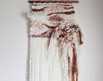 ALLEGRA - Woven Wall Hanging / Weaving / Wall Art / Woven Wall Art / Fiber Art