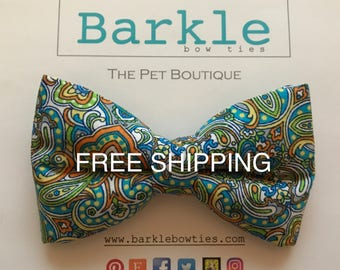 Dog Bow Tie Free Shipping