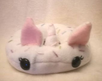 Doughnut Unicorn Plush