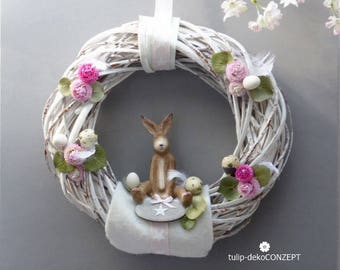 Wreath * Easter Bunny *