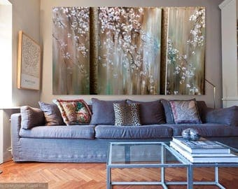 large wall pictures for living room.  Extra large wall art Etsy
