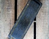 Wooden Block Sharpening Stone // Knife Sharpener // Pocket Knife // Woodworker // Carving Stone // Vintage