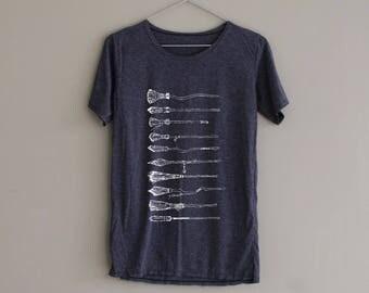 Broomstick Nimbus 2000 Shirt Harry Potter Broomstick Shirt Harry Potter Shirt TShirt Slouchy Shirt Women T-Shirt T Shirt Tee Top