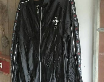 90s Dog Town Black Dragon Track Jacket