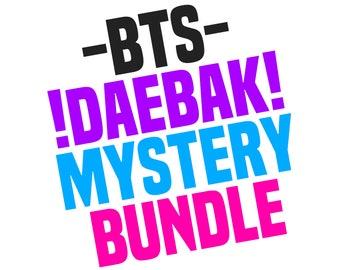 BTS !Daebak! Mystery Bundle