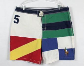 Polo Ralph Lauren Swim Shorts - 40W