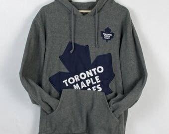 Vintage Toronto Maple Leafs Hoodie - M (L)