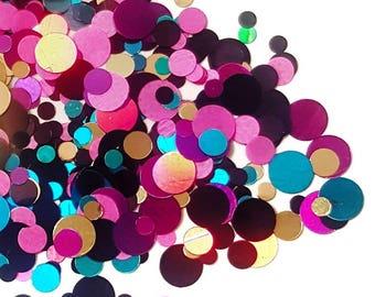 """Glitter Mix """"Rendezvous"""" / Nail Art / Acrylic / Gel"""