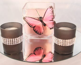 Gift set: soy candles, gift for mom, unique candles, scented candles, gifts handmade candles.