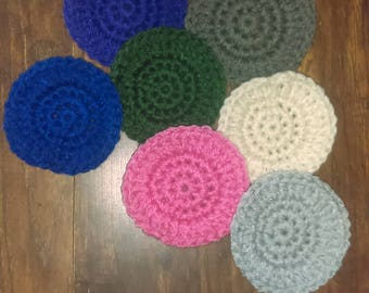 Face Scrubbies (Set of 7)