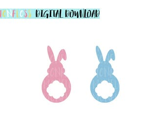 Easter SVG, Bunny svg, Christian svg, SVG Easter Project, Rabbit SVG, Cricut Cut Files. Svg Cut Files, Tshirt Design Svg, Bunny Tail Svg