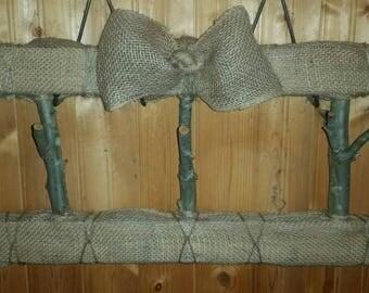 Rustic Limb Hanger