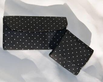 Wallet, card holder and billfolds